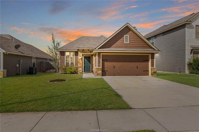 2111 Dumfries Drive, Bryan, TX 77807 (MLS #20016691) :: Treehouse Real Estate