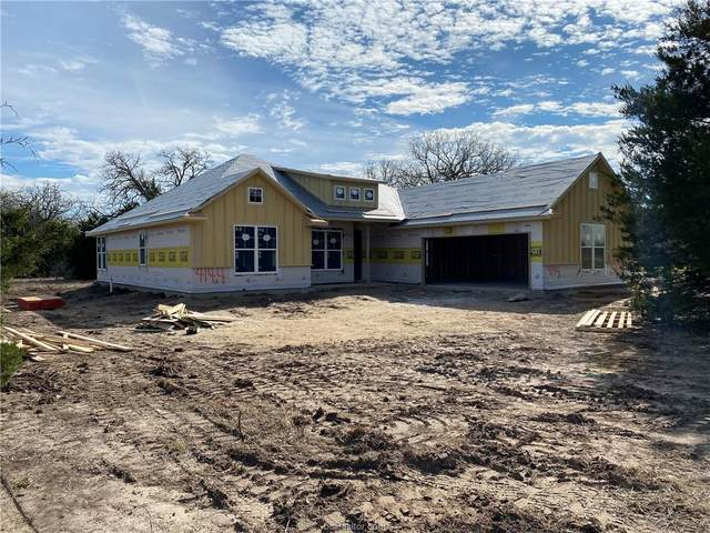 4144 Golden Eagle Drive, Bryan, TX 77808 (MLS #20017561) :: NextHome Realty Solutions BCS