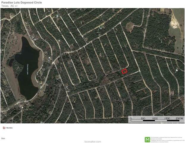 150/152 Dogwood, Hilltop Lakes, TX 77871 (MLS #20017958) :: The Lester Group