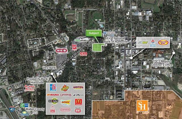 1115 Avenue O, Huntsville, TX 77340 (MLS #20018437) :: The Lester Group