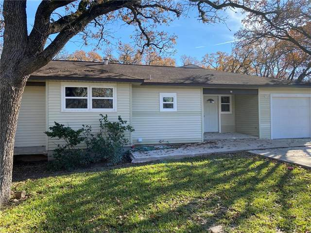 211 Fairway Drive, Bryan, TX 77801 (MLS #20018661) :: RE/MAX 20/20