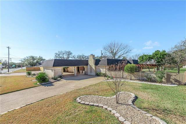 1203 Broadmoor Drive, Bryan, TX 77802 (MLS #20018786) :: My BCS Home Real Estate Group