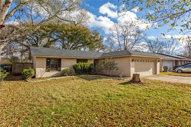 3001 Louisiana, Bryan, TX 77803 (MLS #20018999) :: Chapman Properties Group