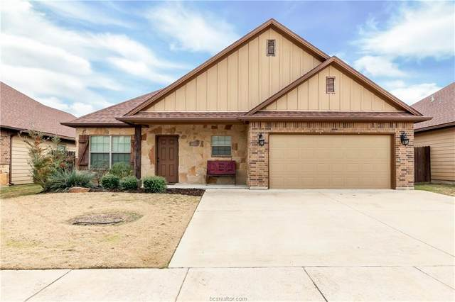 405 Hayes Lane, College Station, TX 77845 (MLS #21000119) :: NextHome Realty Solutions BCS