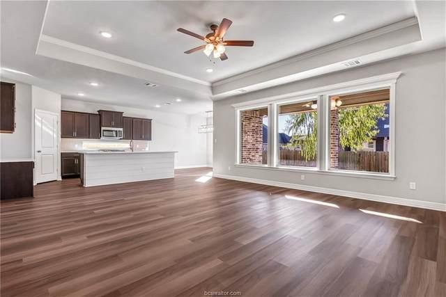 3008 Alpha Court, Bryan, TX 77808 (MLS #21000132) :: Treehouse Real Estate
