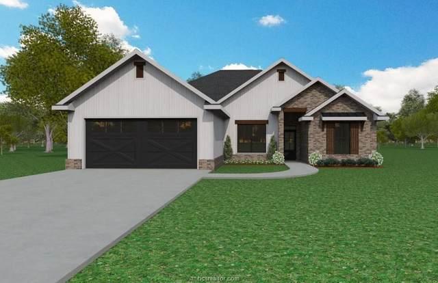 3049 Wolfpack Loop, Bryan, TX 77808 (MLS #21000182) :: NextHome Realty Solutions BCS