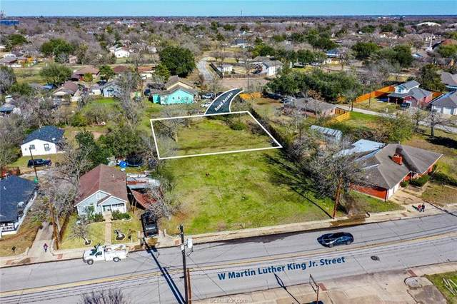 TBD W W Martin Luther King Jr St, Bryan, TX 77803 (MLS #21000195) :: Cherry Ruffino Team