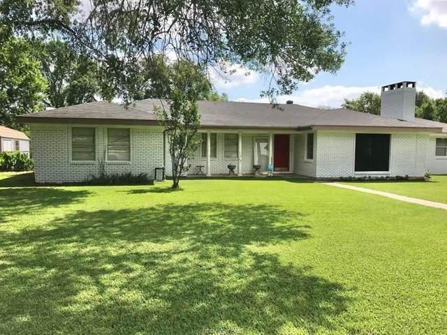 1102 N Pecan Street, Caldwell, TX 77836 (MLS #21000216) :: RE/MAX 20/20