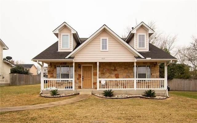 1720 Boardwalk Court, College Station, TX 77840 (MLS #21000743) :: The Lester Group
