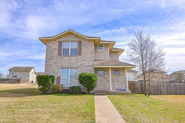4006 Southern Trace Court, College Station, TX 77845 (MLS #21000877) :: NextHome Realty Solutions BCS