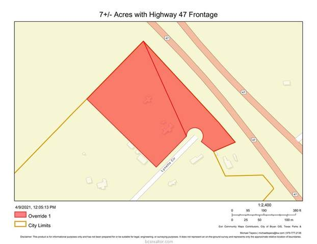 5850 Lynette, Bryan, TX 77807 (MLS #21001108) :: Treehouse Real Estate
