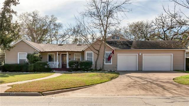 304 Timber Street, College Station, TX 77840 (MLS #21001477) :: NextHome Realty Solutions BCS