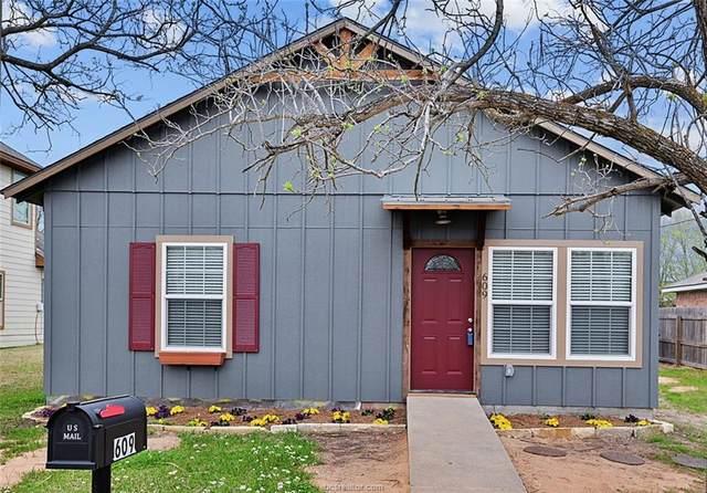 609 Preston Street, College Station, TX 77840 (MLS #21002149) :: Treehouse Real Estate