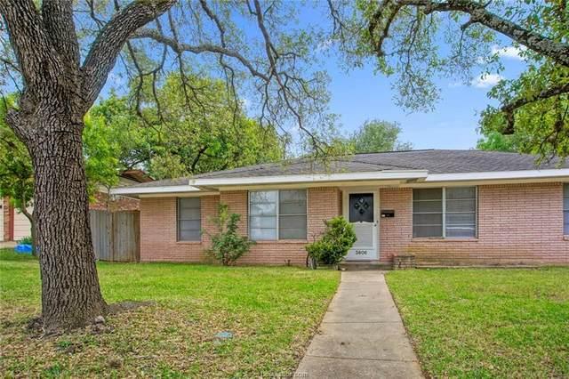 3806 Oaklawn Street, Bryan, TX 77801 (MLS #21002331) :: NextHome Realty Solutions BCS