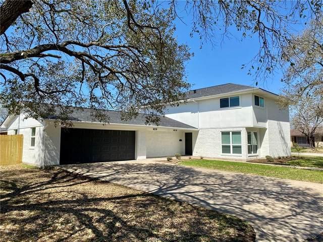 3903 Kelli Lane, Bryan, TX 77802 (MLS #21002415) :: RE/MAX 20/20