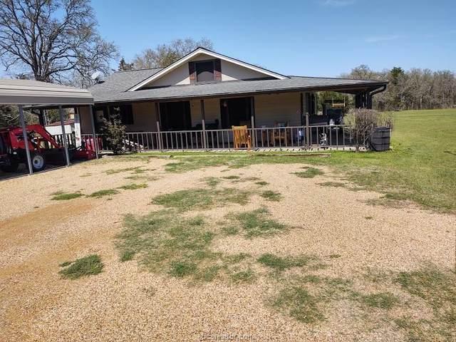 7245 Honeysuckle Lane, Bryan, TX 77808 (MLS #21002601) :: RE/MAX 20/20