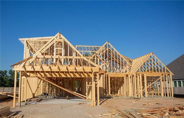 1725 Blanco Bend Drive, College Station, TX 77845 (MLS #21002688) :: Chapman Properties Group