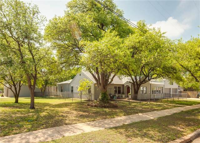 707 S Ennis Street, Bryan, TX 77803 (MLS #21003099) :: Cherry Ruffino Team