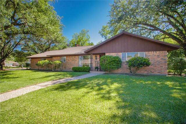 104 S Thomas Street, Caldwell, TX 77836 (MLS #21004318) :: Chapman Properties Group