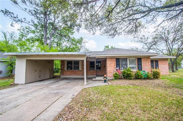 721 Lazy Lane, Bryan, TX 77802 (MLS #21004359) :: Cherry Ruffino Team
