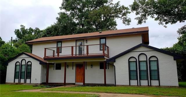 15 Golf Club Drive, Hilltop Lakes, TX 77871 (MLS #21004389) :: Cherry Ruffino Team