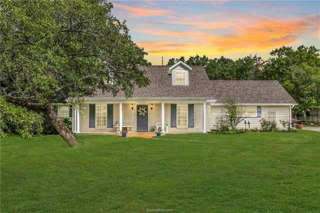 913 Park Lane, Bryan, TX 77802 (MLS #21004531) :: Treehouse Real Estate