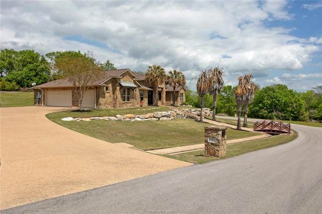 4736 Johnson Creek Loop, College Station, TX 77845 (MLS #21004535) :: Cherry Ruffino Team
