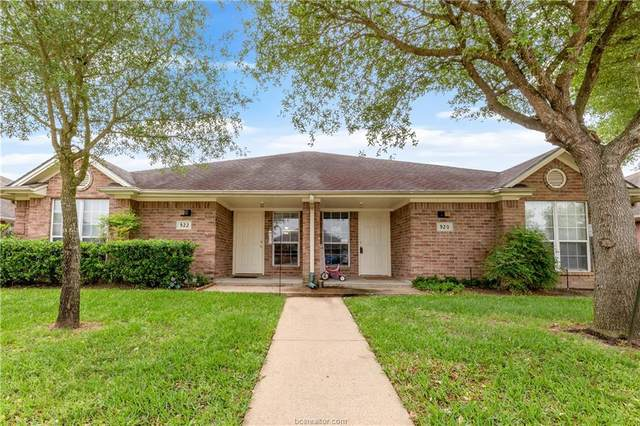 920 Willow Pond Street, College Station, TX 77845 (MLS #21004563) :: NextHome Realty Solutions BCS