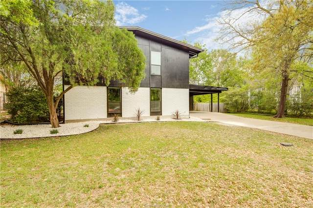 1105 Glade Street, College Station, TX 77840 (MLS #21004570) :: NextHome Realty Solutions BCS