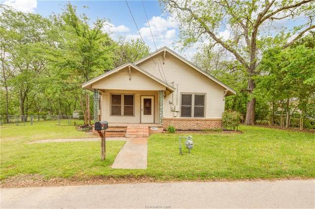 307 S Hutchins Street, Bryan, TX 77803 (MLS #21004825) :: RE/MAX 20/20
