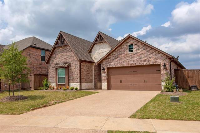 1920 Sherrill Court, College Station, TX 77845 (#21004982) :: ORO Realty