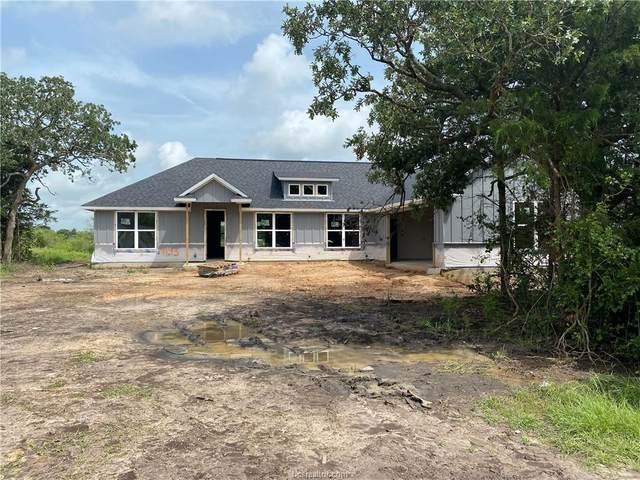 4143 Golden Eagle Drive, Bryan, TX 77808 (MLS #21005004) :: Chapman Properties Group