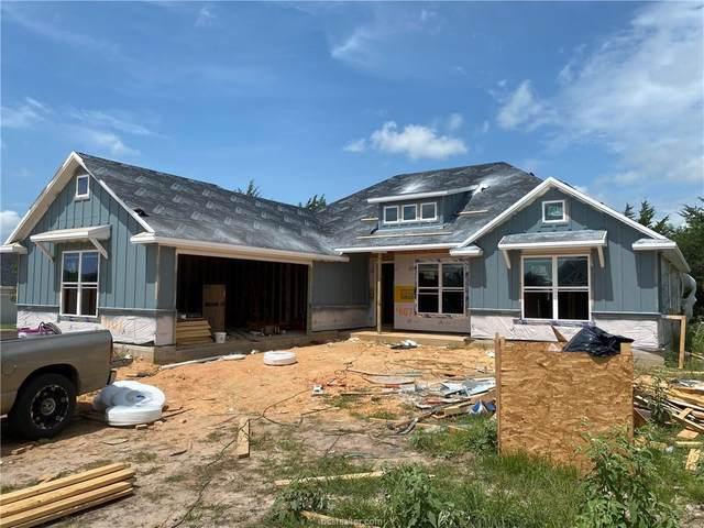 4107 Golden Eagle Drive, Bryan, TX 77808 (MLS #21005007) :: Chapman Properties Group