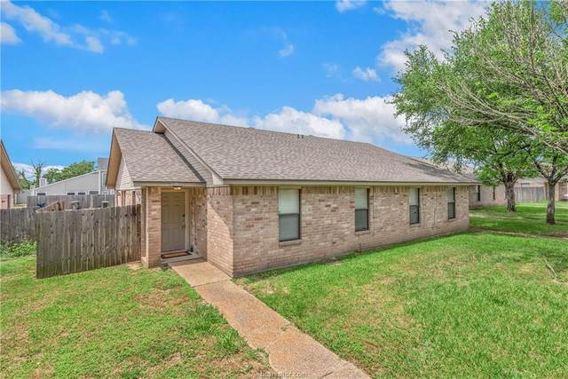 2522 Hickory Drive, College Station, TX 77840 (MLS #21005050) :: NextHome Realty Solutions BCS
