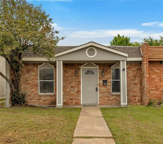 1701 Welsh, College Station, TX 77840 (MLS #21005107) :: RE/MAX 20/20