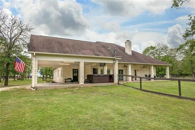 2681 Mcnutt Road, Franklin, TX 77856 (MLS #21005264) :: Treehouse Real Estate