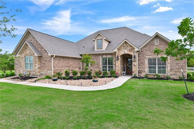10758 Lonesome Dove, Bryan, TX 77808 (MLS #21005370) :: NextHome Realty Solutions BCS
