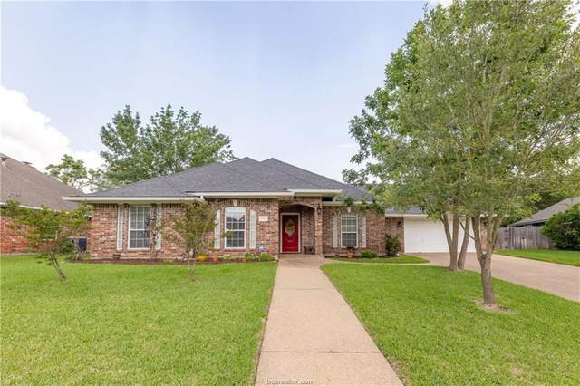 2902 Aztec Court, College Station, TX 77845 (MLS #21005421) :: NextHome Realty Solutions BCS
