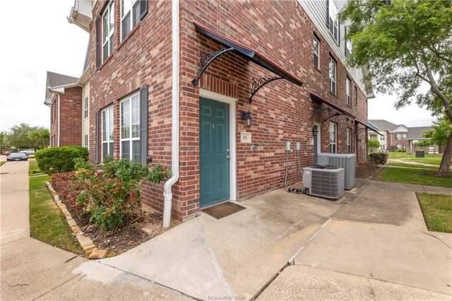 801 Luther Street #301, College Station, TX 77840 (MLS #21006589) :: Cherry Ruffino Team