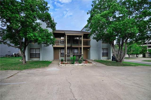411 Manuel Drive, College Station, TX 77840 (MLS #21006647) :: RE/MAX 20/20