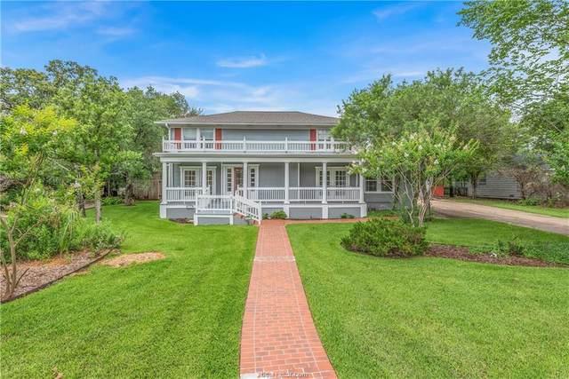 410 Brookside Drive, Bryan, TX 77801 (MLS #21006683) :: Chapman Properties Group