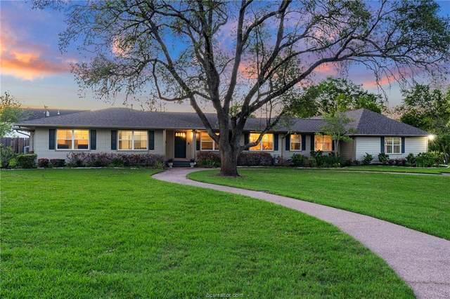 703 Thomas Street, College Station, TX 77840 (MLS #21006806) :: NextHome Realty Solutions BCS