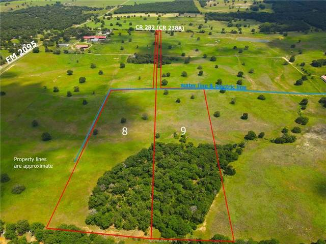 TBD County Road 238A Lot 8 #8, Cameron, TX 76520 (MLS #21007111) :: NextHome Realty Solutions BCS