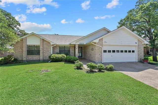 5512 Somerford Lane, Bryan, TX 77802 (MLS #21007159) :: Chapman Properties Group