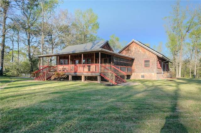 21622 Murrell Road, Hockley, TX 77447 (MLS #21007290) :: The Lester Group