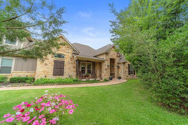 5386 Stetson Drive, College Station, TX 77845 (MLS #21007393) :: Treehouse Real Estate