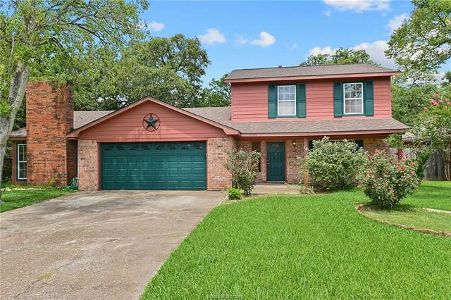 1305 Augustine Court, College Station, TX 77840 (MLS #21007786) :: NextHome Realty Solutions BCS