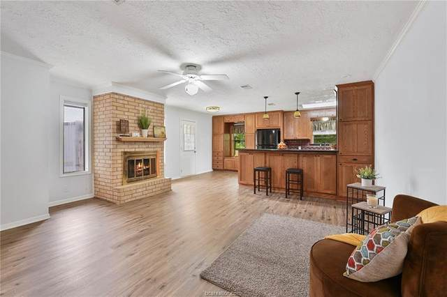 1031 Rose Circle, College Station, TX 77840 (MLS #21007811) :: NextHome Realty Solutions BCS