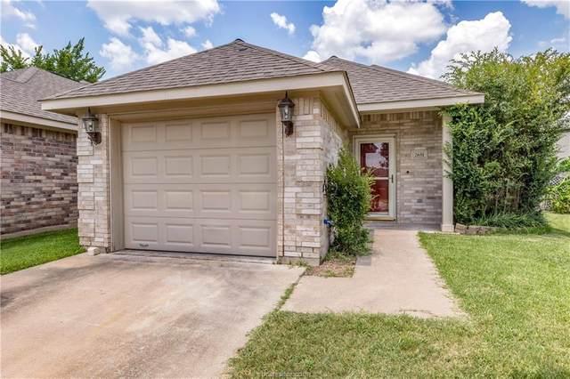 2651 Symphony Park Drive, Bryan, TX 77802 (MLS #21007959) :: Treehouse Real Estate