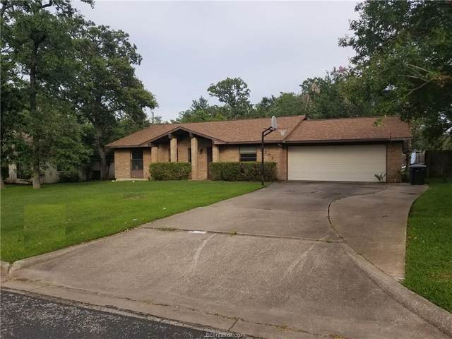 2702 Woodcliff Court, College Station, TX 77845 (MLS #21008025) :: Chapman Properties Group